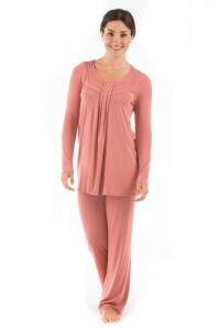 Womens Luxury Pajamas PJ Set