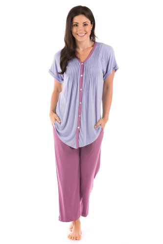 Bamboo Pajamas Clothing Sleepwear for Women