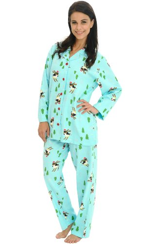 Cotton Flannel Pj Set