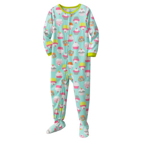 Fleece Footed Blanket Sleeper Pajama