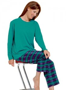 Cozy & Comfortable 2-Pc Pajamas