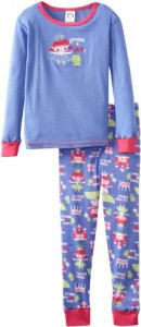 Gerber Girls 2 Piece Pajamas