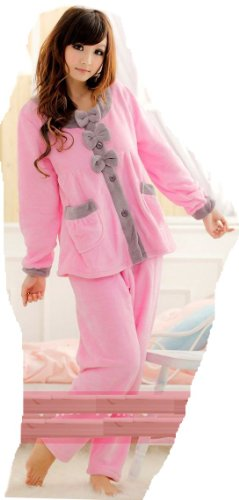 Fleece Pajamas Set