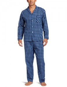 Men's Long Sleeve Leg Pajama
