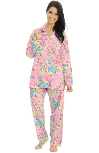 Long Sleeve Pajama Set with Pj Pants