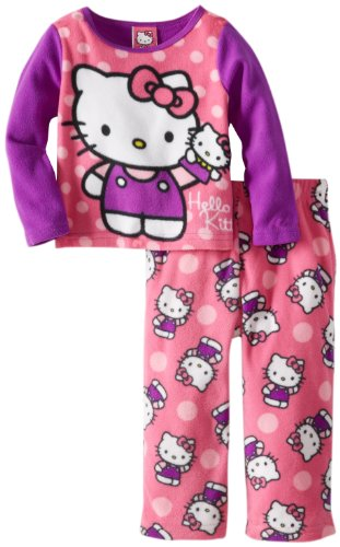 Fleece Pajama Set