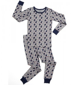 Leveret Kids Guitars Pajama