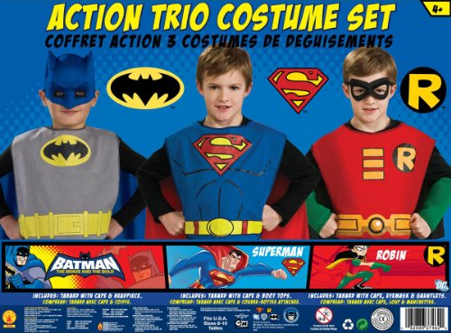 Superhero Costume Set