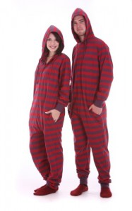 Adult Onesie PJ Non Footed Pajama