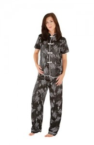 Women's Short Sleeved Pajama Set