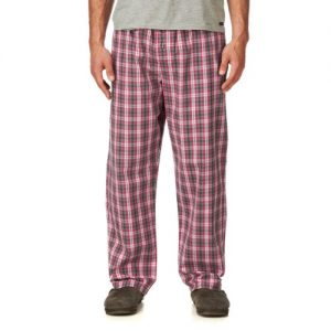 Mens Woven Traditional Pyjama Bottoms