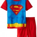 Komar Kids Boys 2-7 Superman Cape To The Rescue