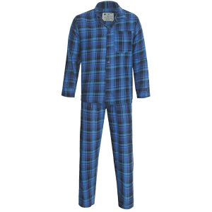 northwest-blue-flannel-pajamas