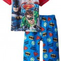 Justice League 2 Piece Pajama Set
