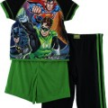 Justice League Pajama Set