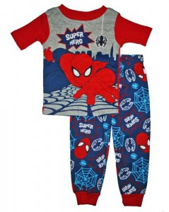 Toddler Boys Cotton Pajama Set
