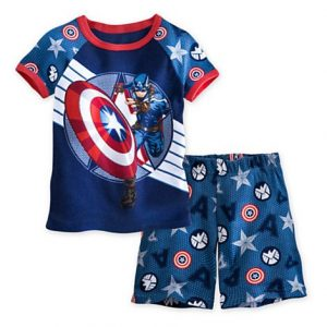 Pajamas Pal Shorts Sleep Set for Boys