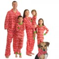 Family Matching Flannel Pajamas