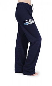 Womens NFL Seattle Seahawks Sweatpants Pajama Pants S