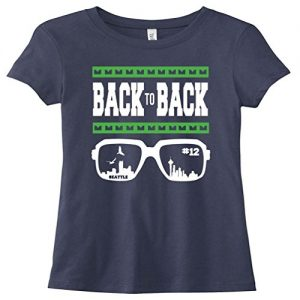 Back 2 Back Seahawks Women's T-Shirt
