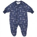 Gerber Seattle Seahawks Infant Blanket Sleeper Royal Blue