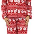 PajamaMania Women's Sleepwear Flannel Pajamas PJ Set