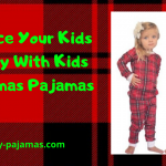Enhance Your Kids Holiday With Kids Christmas Pajamas