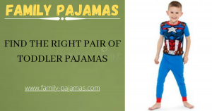 Find the Right Pair of Toddler Pajamas-FB